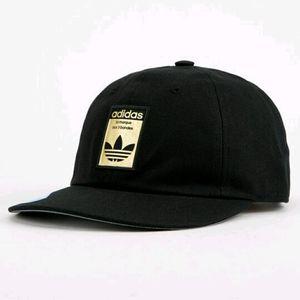 Adidas Originals Superstar Trefoil Gold Black